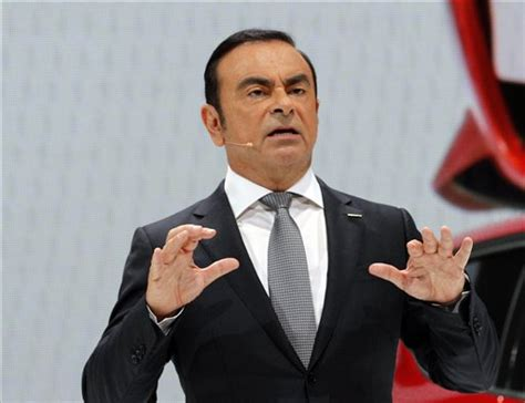 Renault Ceo Renault Nissan Ceo At Auto Show Diesel Isn T Dead Yet