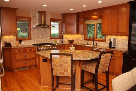 kitchen island with cabinets and seating custom kitchen cabinets mn kitchen island