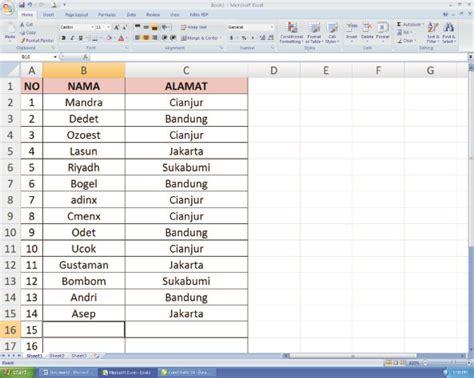 cara membuat gambar transparan di exel 2007 argaprima computer cara membuat label untuk daftar