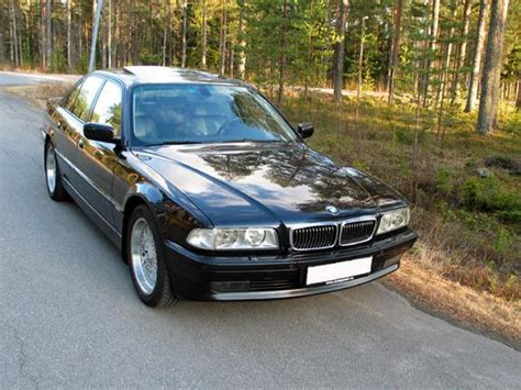 how it works cars 1996 bmw 7 series electronic toll collection jezze s 1996 bmw 7 series in sundsvall un