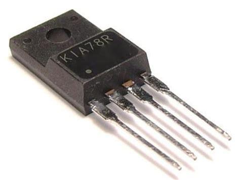 integrated circuit kia78r kia78r12pi ka78r12 12v low dropout regulator kp components inc