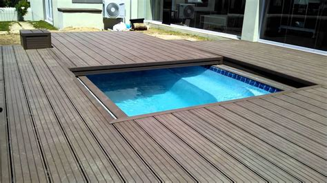 covered swimming pool diy swimming pool cover backyard design ideas