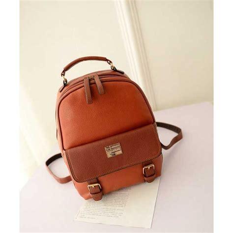 T50 Tas Import Wanita Ransel Wanita Dompet Handbag Clutch Backpack tas ransel wanita korea bag740 moro fashion