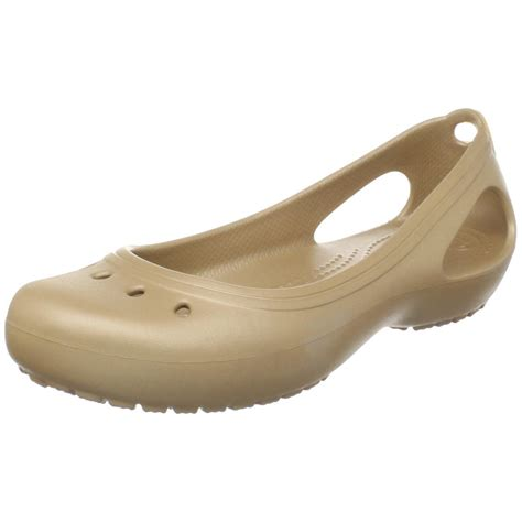 crocs shoes crocs s kadee ballet flat