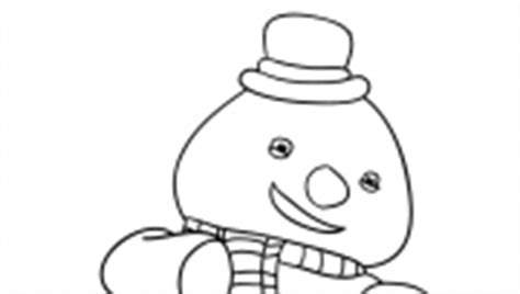 doc mcstuffins chilly coloring pages printable chilly the snowman doc mcstuffins coloring pages