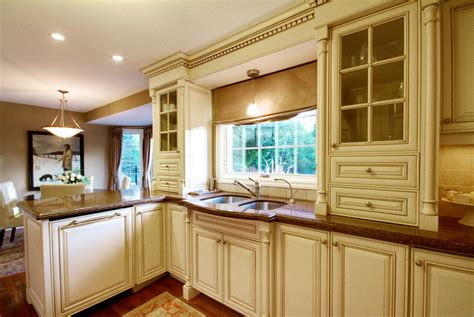 molding above kitchen cabinets kitchen transitional with tropical brown granite kitchen traditional with ceiling