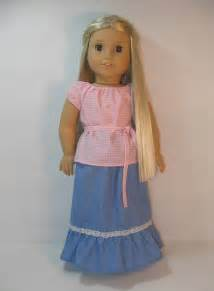 1221 american girl 18 inch doll clothes julie ivy peasant blouse
