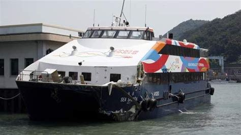 boat crash hong kong hong kong boat crash