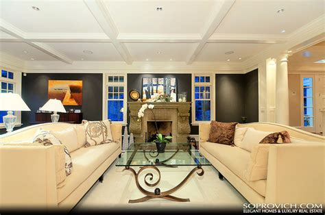 spacious living room spacious living room with stone fireplace pricey pads