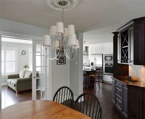 decorating open concept homes pretty open concept house plan transitional dining room