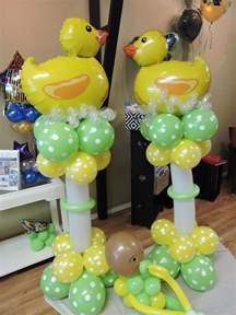 baby shower balloon decorations baby shower balloon decor nwiballoons