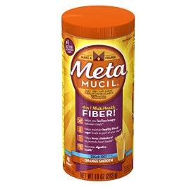 Free Metamucil Fiber Kit Sle by Metamucil Multi Health Fiber Orange Smooth Sugar Free 10oz