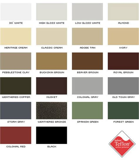 duracoat colour chart color charts ratelco