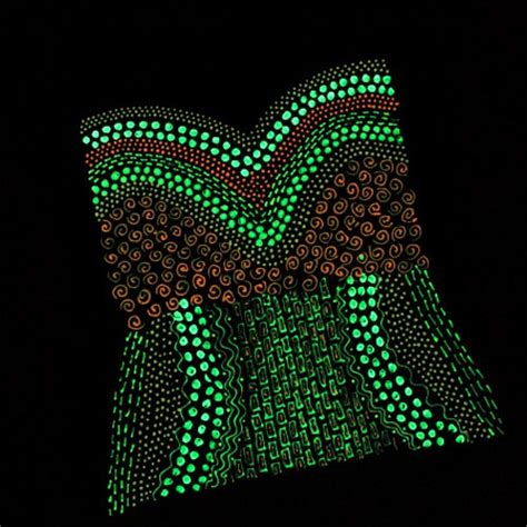 glow in the paint t shirt glow in the corset top the crafty chica