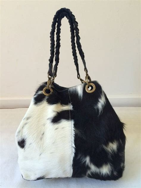 Cowhide Handbag - best 25 cowhide purse ideas on western wear