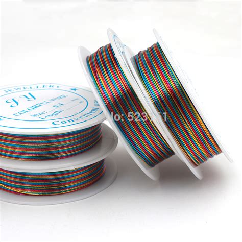 Wholesale Lot Soft Copper Wire Wire Line For Diy Jewelry 0 2 0 popular thin craft wire buy cheap thin craft wire lots