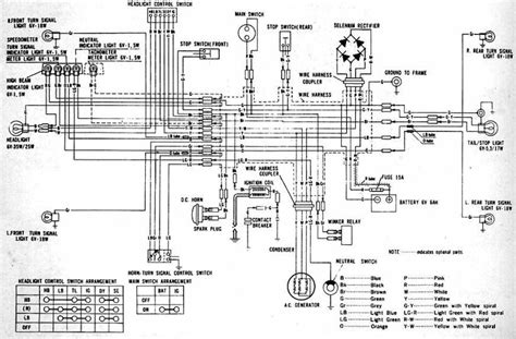 honda z50m wiring diagram image collections wiring