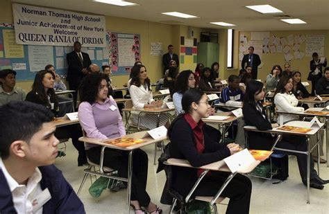 york high school classroom high school dropouts should we let them go minnesota