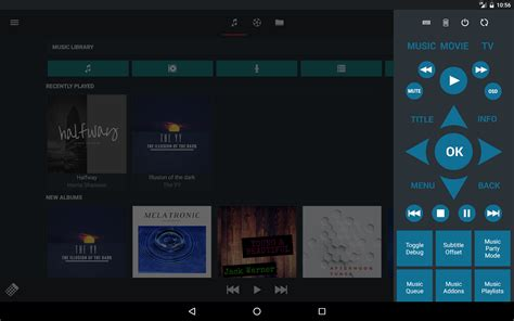 best android xbmc remote remote for kodi xbmc android apps on play