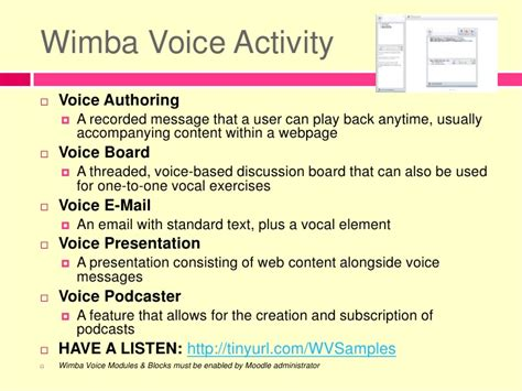 Wi Mba by Wimba Voice Re Edit