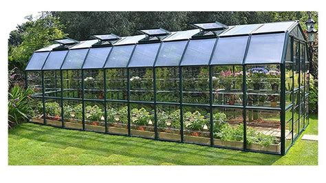 greenhouse kits   sufficiency