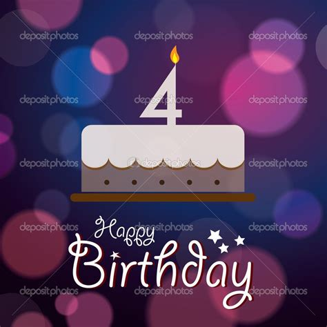 Happy 4th Birthday Wishes To My 60 Cute And Sweet 4th Birthday Wishes 2016 Birthday