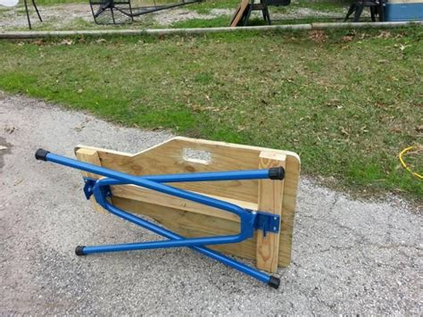 diy bench rest for target shooting portable shooting bench texasbowhunter com community