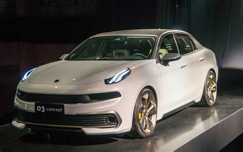Lynk & Co?s next car previewed by 03 sedan concept