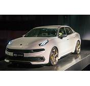 Lynk &amp Co's Next Car Previewed By 03 Sedan Concept