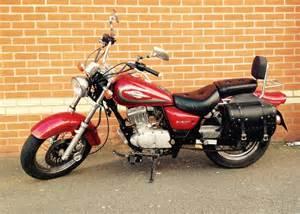 Suzuki Marauder 125cc Suzuki Gz125 Marauder 125cc Learner In