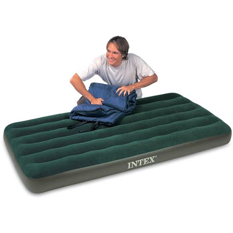 inflatable twin bed twin blow up mattresses walmart com