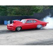 Drag Cars  Race &gt Novas Picture Of Red NOVA