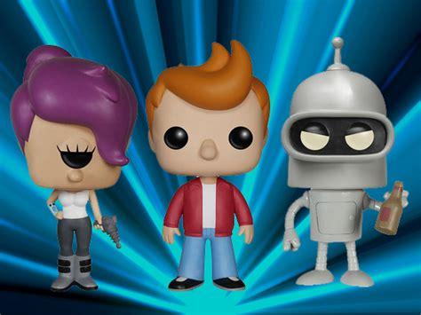 Funko Futurama Professor Farnsworth 6926 funko pop futurama checklist gallery exclusives list variants guide