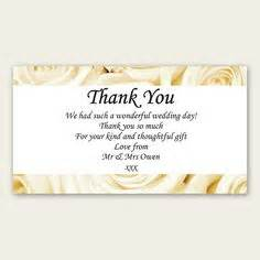 thank you notes for wedding shower gifts wording 1000 images about bridesmaids hair ideas on