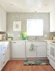 home depot kitchen backsplashes get this look luxury and style in a small kitchen shelters small kitchens and shades of blue