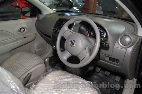Nissan Micra K11 Interior by Nissan Micra Interior At The 2015 Nada Show Indian Autos