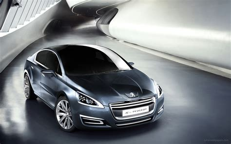 2011 Peugeot Concept Car 2 Wallpaper Hd Car Wallpapers