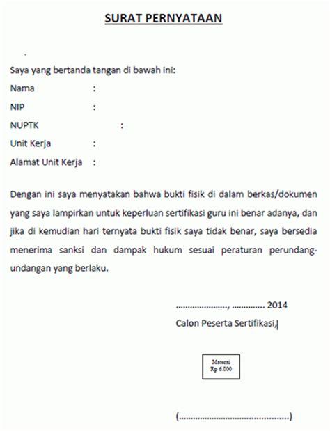 persyaratan berkas untuk mengikuti plpg 2014
