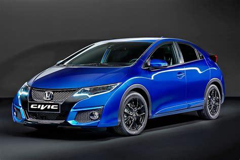 Auto Bild 8 by Honda Civic Facelift Mj 2015 Autosalon 2014