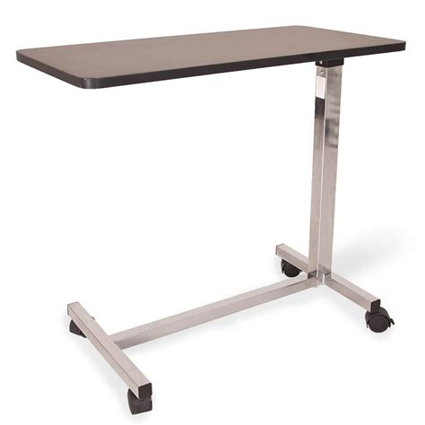adjustable height computer desk office fitness height adjustable autotouch laptop table