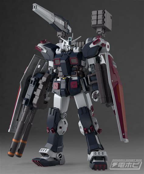 Gundam Hg Tb Fa 78 Armor Tunderbold 07885 Wb mg 1 100 armor gundam ver ka gundam thunderbolt ver