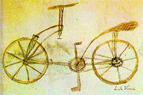 Book Duvet Cover Da Vinci Inventions First Bicycle Sketch By Da Vinci