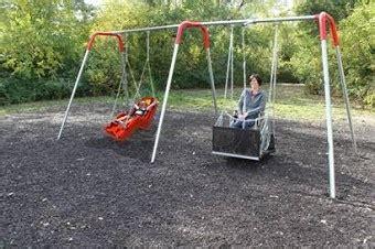 swing sets canada free shipping pediatric swings swing frames special needs swing on