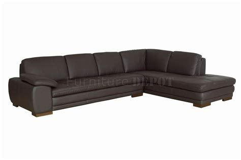 Modern Sofa Chaise Modern Sectional S With Chaise And Brown Tufted Leather Right Facing Chaise Modern Sectional