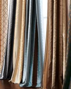 horchow curtains each 108 quot l curtain contemporary curtains by horchow