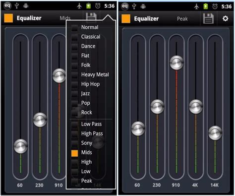 best equalizer settings for android top 10 best equalizer for android 2018 free