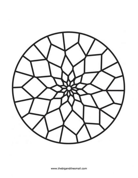islamic pattern colouring simple islamic patterns for children to colour www