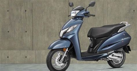 Honda Activa Price Delhi Honda Activa Scooters Activa Price In India