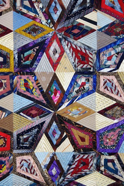 Silk Tie Quilts Patterns by 17 Best Images About Silk Tie Quilts On