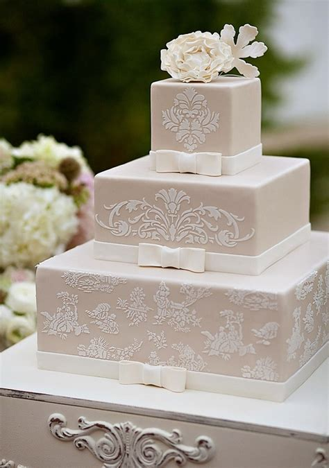 Wedding Cake Lace by Wedding Trends Lace Cakes Part 3 The Magazine